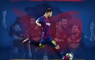 Lionel Messi: Bậc thầy sút phạt