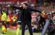 Costa bỏ lỡ 2 bàn thắng khó tin, đây là phản ứng của thuyền trưởng Simeone