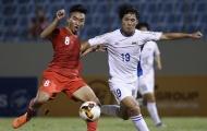 U21 Việt Nam gục ngã trước Nhà vô địch SV Thế giới trong ngày thầy Park dự khán
