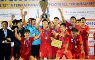 Thắng thuyết phục Nhật Bản, U21 Việt Nam vô địch giải quốc tế 2019