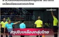 Báo Thái: ĐT Việt Nam sẽ mất trụ cột và cả thầy Park ở trận gặp Voi chiến, nếu...