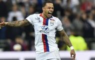 Memphis Depay ghi bàn thứ 50 cho Lyon