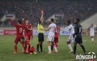 Chuyên gia Việt Nam: 'Thẻ đỏ cho UAE có hơi nặng tay'