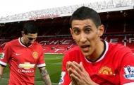 'Thiên thần' Di Maria đã sa ngã thế nào tại Man Utd?