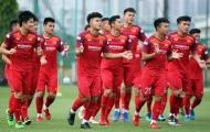 CHÍNH THỨC: Loại thêm 5 cái tên, thầy Park chốt danh sách U22 Việt Nam dự SEA Games