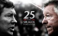 11 'trò cưng' ở Man Utd được Sir Alex tin tưởng nhất: 'Kinh khủng' Ryan Giggs!