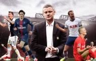 4 'mục tiêu chủ lực' của Man Utd đang thi đấu ra sao?