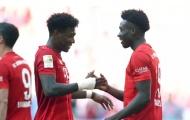 Nhờ ơn Alaba, Bayern đã sở hữu một 'ngọc quý' chạy cánh trái chỉ với 10 triệu