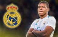 'Kylian Mbappe sẽ gia nhập Real Madrid'