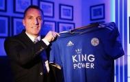CHÍNH THỨC! Brendan Rodgers gia hạn hợp đồng với Leicester