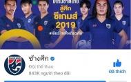 Bị loại, Thái Lan lại có hành động không ngờ với CĐV Việt Nam
