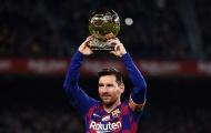 'Không thể nói rằng Messi là người giỏi nhất'