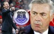 Ancelotti nắm quyền, tương lai của Ferguson sẽ về đâu?