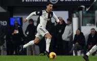 Đấu Sampdoria, Ronaldo có cơ hội cân bằng kỉ lục của Messi