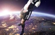 'Ronaldo không phải người trái đất thật rồi'