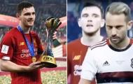 CĐV Liverpool choáng khi Robertson 'nổi điên' triệt hạ đối thủ