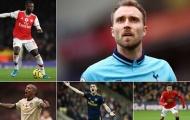 Đội hình tệ nhất EPL sau 18 vòng: 2 sao Man Utd; Bom tấn 'thảm họa'