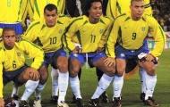 ĐH 11 huyền thoại giải nghệ trong thập kỷ qua: 'Bộ tứ R' của Brazil