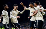 'Xử đẹp' Burnley, đây là '1001 cảm xúc' của dàn sao Man Utd