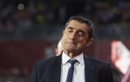 Barcelona đón tin cực xấu ngay đầu năm mới, Valverde 'run rẩy'