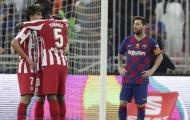 Highlights: Barcelona 2-3 Atletico Madrid