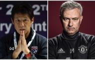 Vấn đề của U23 Thái Lan: Tiên đoán Nishino; Tư tưởng Mourinho