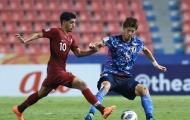 U23 Nhật Bản ngẩng cao đầu rời giải, Syria nghẹt thở giành vé đi tiếp