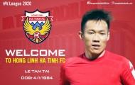 CHÍNH THỨC: Lão tướng Lê Tấn Tài gia nhập tân binh V-League 2020