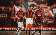 Khoảnh khắc ấn tượng: Thế hệ thứ 3 nhà Maldini vào sân cho Milan