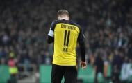 Trong men say Haaland, Dortmund nhận tin trời giáng từ trụ cột không thể thay thế
