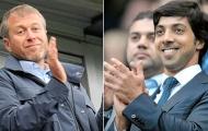 10 chủ sở hữu giàu nhất Ngoại hạng Anh: Abramovich 'hít khói' ông chủ Man City