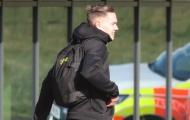 Tân binh có mặt, Man Utd chào đón 'mad dog' trở lại