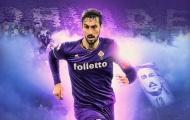 12 cầu thủ từng khoác áo Fiorentina và AC Milan: 'Đuôi ngựa thần thánh', 'Huyền thoại bất tử'