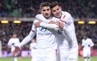 'Nuối tiếc' của Arsenal bùng nổ, 'cân' cả Juve giúp Lyon chiến thắng