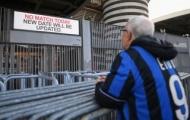 'Đó là viễn cảnh tồi tệ nhất cho Serie A bởi virus corona'