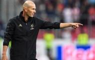 XONG! Zidane thẳng tay trảm 'bom tấn', gọi 'CR7 lởm' đấu Barca