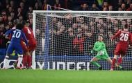8 thống kê 'khủng khiếp' sau trận Chelsea 2-0 Liverpool: 'Cạn lời' Adrian