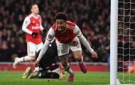 'Cậu ấy là tương lai bên hành lang cánh phải của Arsenal'