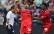 Đội hình các sao thành danh từ lò Liverpool: Sterling kề vai 2 'thảm họa'