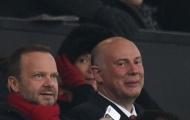 Ed Woodward triệu hồi 'cáo già CN', lật kèo Dortmund cuỗm ngọc quý trung tuyến