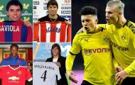 Top 20 cầu thủ tuổi teen đắt đỏ nhất lịch sử (Phần 2)