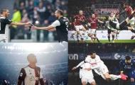 Ronaldo 'bay giữa ngân hà' và những khoảnh khắc đẹp nhất của Juventus trong tháng 2/2020