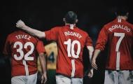 Siêu đội hình M.U hoàng kim của Rooney: Không De Gea + Pogba, có 'quái thú Judas'