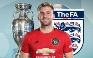 Sửa yếu thành mạnh, Man Utd tặng 'áo giáp đặc biệt' cho ĐT Anh