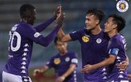 Vắng Quang Hải, Hà Nội đả bại Nam Định trong cơn mưa bàn thắng
