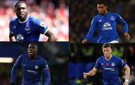 11 ngôi sao từng khoác áo Chelsea và Everton: Eto'o, Lukaku và ai nữa?