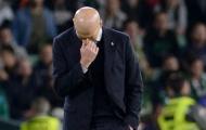 CĐV Real giận dữ: 'Zidane là kẻ ngu dốt và chẳng làm được quái gì!'