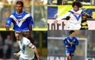 Từ Guardiola đến Pirlo: 10 ngôi sao từng khoác áo Brescia trong quá khứ