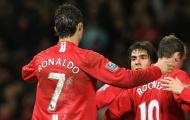 Tam tấu Ronaldo - Rooney - Tevez của Man Utd 2007/08 từng bá đạo ra sao?