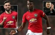 Những lý do để tin rằng Paul Pogba sẽ không rời Man United